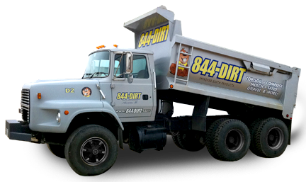 844-Dirt Delivery Truck